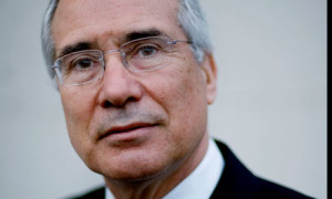 Lord Nicholas Stern, author of the Stern review